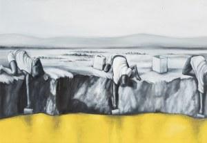 Michał Bernad (Ur. 1990), Der Gelbe Klang, 2014