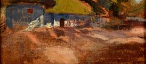 Jadwiga Tetmajer-Naimska (1891 Kraków - 1975 Londyn), Wieś polska - studium I