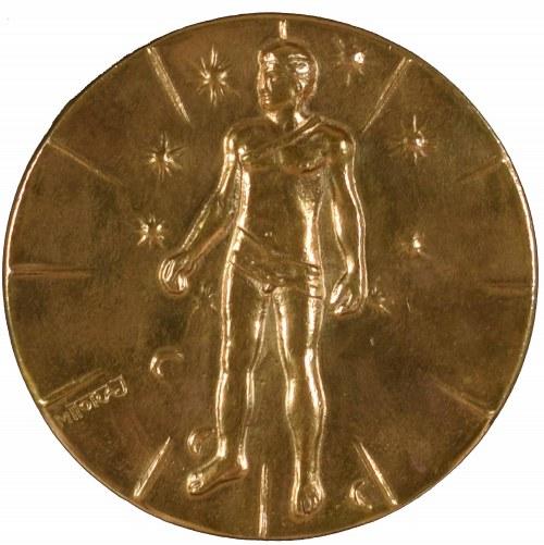 Igor Mitoraj (1944 Oederan - 2014 Pietrasanta), Medal