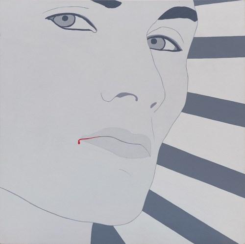 """Viola Tycz, Brioni, z cyklu """"The victim of fashion"""", 2014"""