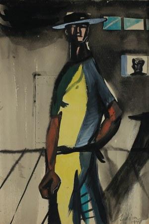 Józef Szajna, Bez tytułu, 1948