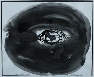 Magdalena Abakanowicz, Z cyklu Okamgnienie, 2000