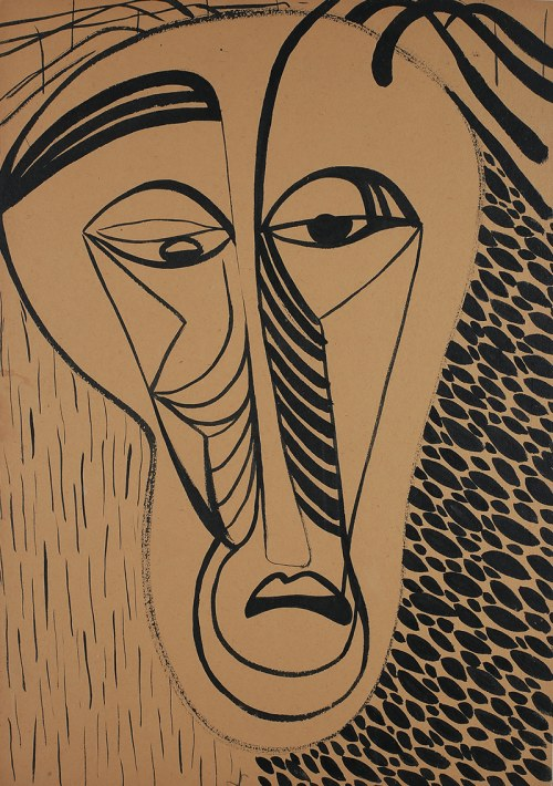 Helena Kowalewicz (1924-1989)Głowa