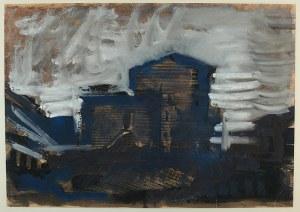 Jacek Sienicki (1928 Warszawa - 2000 tamże)Dachy