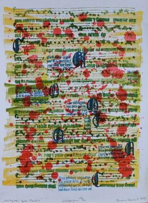 Tomasz Dominik (ur. 1955), Antique goes Frantic, 2009 r.