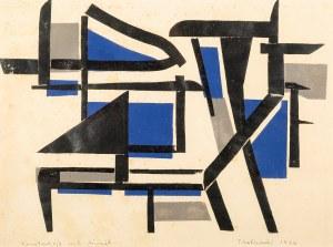 Tadeusz Kalinowski (1909-1997), Konstrukcja nr 2, 1966