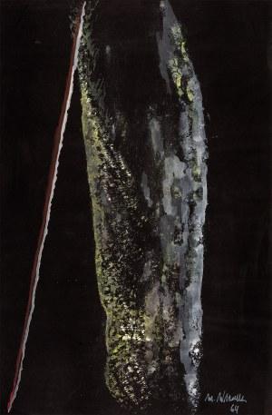 Magdalena Więcek (1924-2008), bez tytułu, 1964