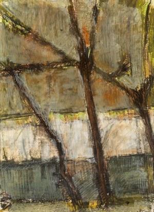 Jacek Sienicki (1928-2000), Drzewa, lata 90. XX w.