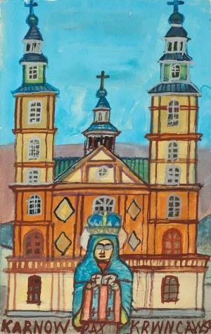 Nikifor Krynicki, Postać świętej przed kościołem