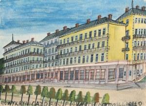 Nikifor Krynicki, Nowy Dom Zdrojowy w Krynicy