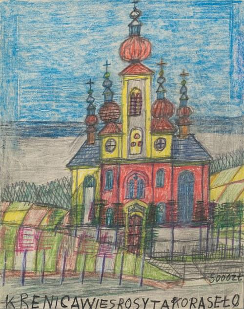 Nikifor Krynicki, Cerkiew Świętych Piotra i Pawła w Krynicy