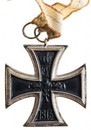 NIEMIECKI KRZYŻ ŻELAZNY wz. 1914, II Klasy