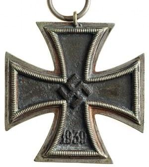 NIEMIECKI KRZYŻ ŻELAZNY wz. 1939, II Klasy
