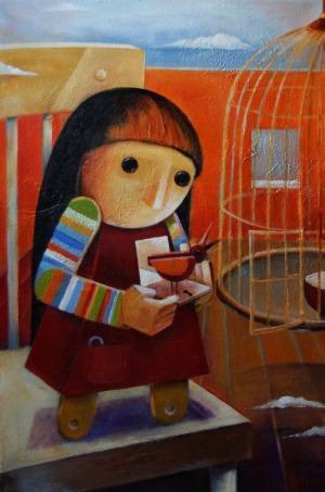 Mirella Stern, Niespokojne serce, 2015