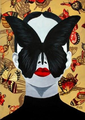 Malwina Jagóra, I'm a butterfly (2018)