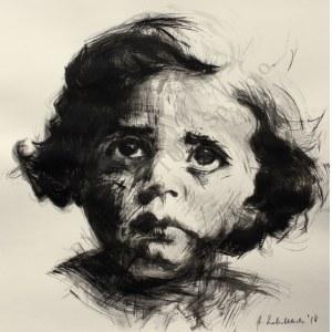 Aleksandra Zaboklicka, Portret 2 (2018)