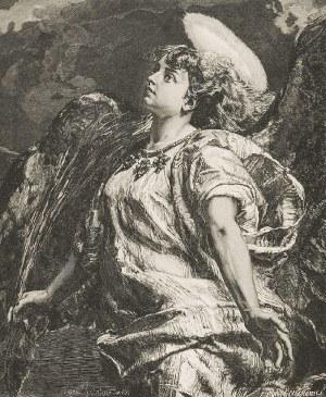 Jan MATEJKO (1838-1893), Pieśń, 1887 r.