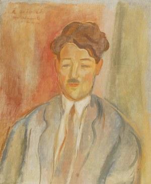 Zygmunt LANDAU (1898-1962), Portret Stefana Tymowskiego