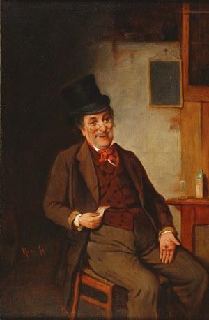 Hermann KERN (1839-1912), Lichwiarz