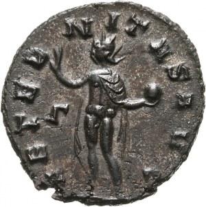 Galien 253-268, antoninian bilonowy 261, Rzym