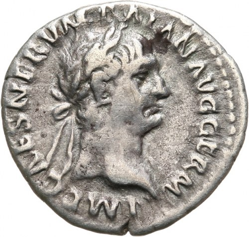 Trajan 98-117, denar 98-99, Rzym