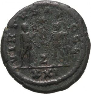 Numerian 283-284 - jako cezar 282-283, antoninian 282-283, Antiochia