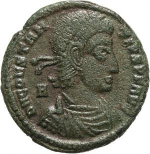 Konstancjusz II 324-361, follis (centenionalis) 350-351, Siscia