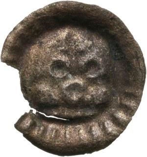 Niemcy, Meklemburgia, brakteat ok. 1240-1280
