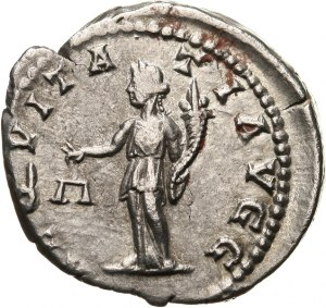 Septymiusz Sewer 193-211, denar 198-200, Laodicea