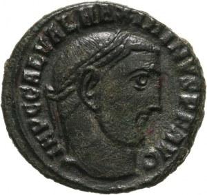 Maksymin II Daja 305-313, follis 312, Antiochia