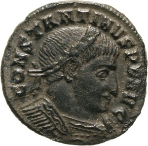 Konstantyn I Wielki 307-337, follis 313, Ticinum