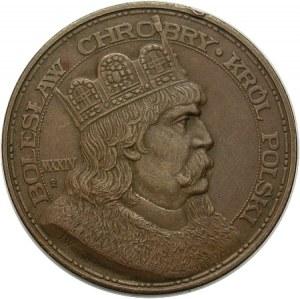Medal na 900 Rocznicę Koronacji Bolesława Chrobrego