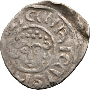 Anglia - Henryk III 1216-1272, denar typu small cross, 1217-1242