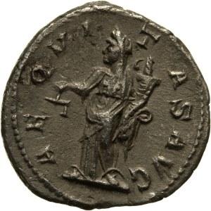 Aleksander Sewer 222-235, denar 222-228, Rzym