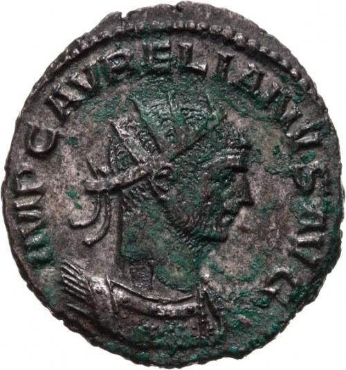 Aurelian 270-275, antoninian 274-275, Antiochia