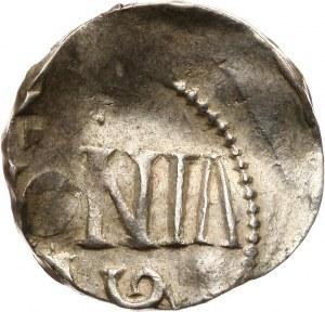 Niemcy, Dolna Lotaryngia - Kolonia- arcybiskupstwo - Otto III 983-1002, denar
