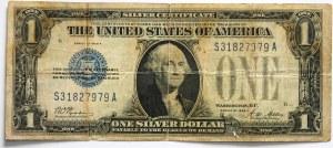 Stany Zjednoczone Ameryki, 1 dolar 1928