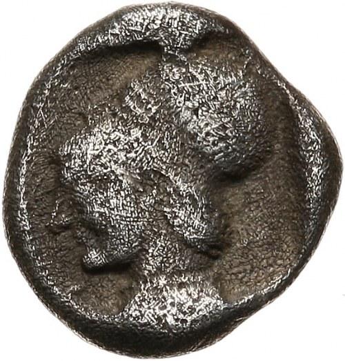Myzja - Lampsakos, trihemiobol 480-450 pne