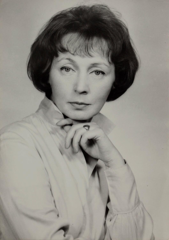 Kolekcja fotografii POLSCY REŻYSERZY - Maria Kaniewska