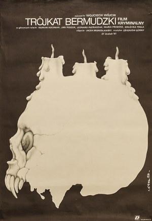 Plakat filmowy: Trójkąt bermudzki (1988)