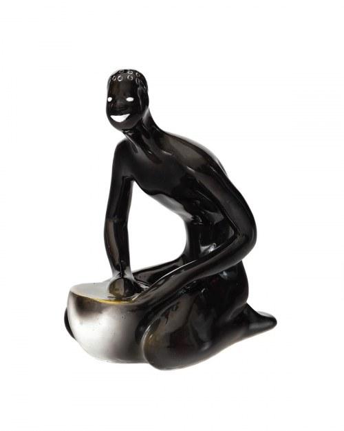 Figurka Murzyn grający na bębnie
