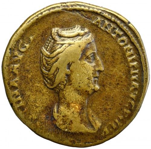 Roman Empire, Faustina maior, As