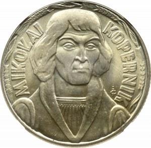 PRL, 10 złotych 1965, Warszawa - NGC MS67