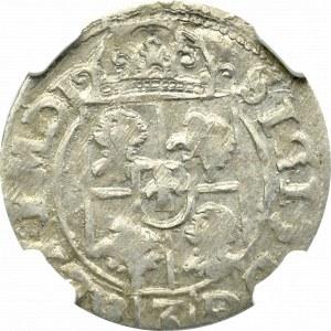 Zygmunt III Waza, Półtorak 1616, Bydgoszcz - NGC AU58