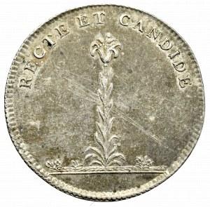 Austria, Żeton koronacyjny Maria Ludwika 1808