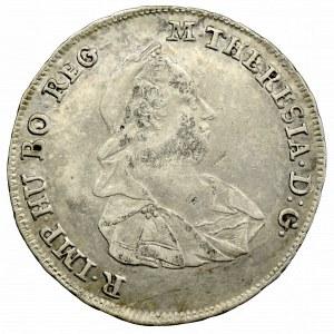 Austria, Maria Teresa, Żeton 1767 - Uzdrowienie cesarzowej z ospy