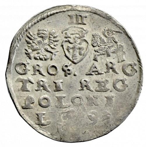 Zygmunt III Waza, Trojak 1598 Lublin