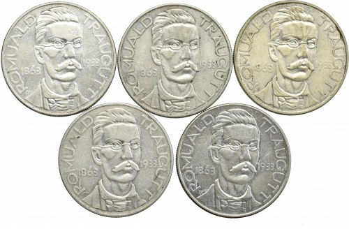 Second Polish Republic, 10 zlotych 1932