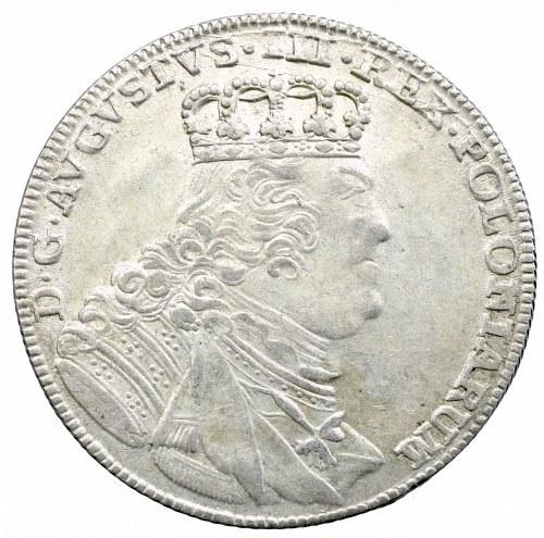August III Sas, Ort 1755 EC, Lipsk