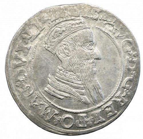 Sigismund II Augustus, 4 groschen 1568 Vilnius